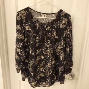 Floral Sonoma Blouse • Womens Small